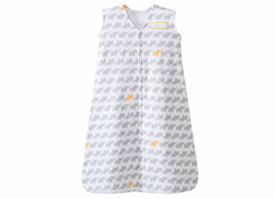 baby swaddle in new baby gift bundle