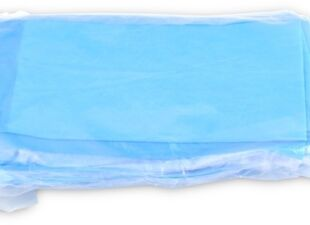 Underpads in postpartum gift for new mom