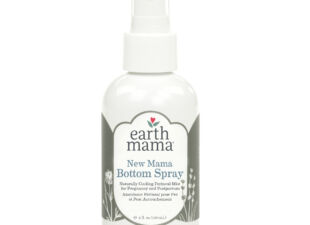 Earth Mama New Mama Bottom spray in postpartum gift for new mom