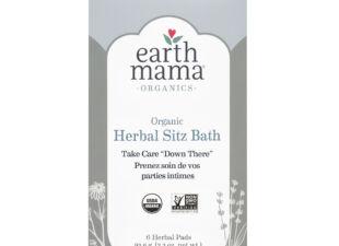 Earth Mama Organic Sitz Bath in postpartum gift for new mom