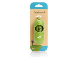 dog poo bag leash dispenser in gift bundle for new dog
