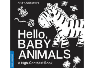 baby book in custom baby gift bundle